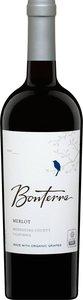 Bonterra Merlot 2013, Mendocino County Bottle