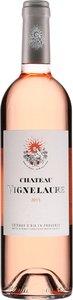 Château Vignelaure Rosé 2015, Coteaux D'aix En Provence Bottle