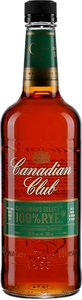 Canadian Club Chairman's Select 100% Rye Bottle
