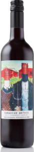 Pillitteri Canadian Gothic Cabernet Merlot 2013, VQA Niagara Peninsula Bottle