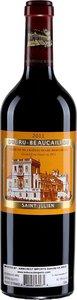 Château Ducru Beaucaillou 2011, Ac St Julien Bottle