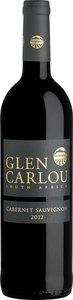 Glen Carlou Cabernet Sauvignon 2015 Bottle