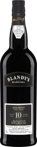 Blandy's Malmsey 10 Year Bottle