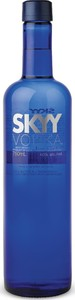 Skyy Vodka Bottle
