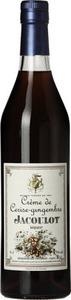 Jacoulot Crème De Cerise Gingembre Liqueur (700ml) Bottle