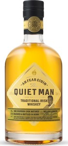 The Quiet Man Traditional Irish Whiskey (700ml) Bottle