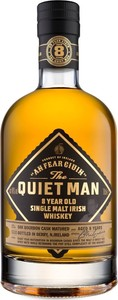 The Quiet Man 8 Year Old Single Malt Irish Whiskey (700ml) Bottle