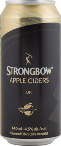 Strongbow Gold Cider (440ml) Bottle