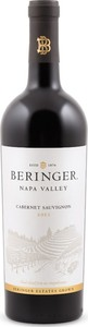 Beringer Napa Valley Cabernet Sauvignon 2013 Bottle