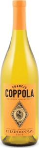 Francis Coppola Diamond Collection Gold Label Chardonnay 2014, Monterey County Bottle