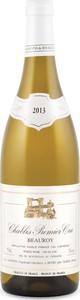 Alain Geoffroy Beauroy Chablis Premier Cru 2014 Bottle