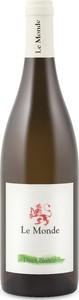 Le Monde Pinot Bianco 2014, Doc Friuli Grave Bottle