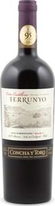 Concha Y Toro Terrunyo Peumo Vineyard Block 27 Carmenère 2012, Entre Cordilleras, Peumo, Cachapoal Valley Bottle