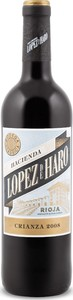 López De Haro Crianza 2010, Doca Rioja Bottle
