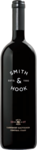Smith & Hook Cabernet Sauvignon 2014, Central Coast Bottle