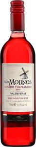 Los Molinos Rosado Tempranillo Rosé 2015, Valdepenas Bottle