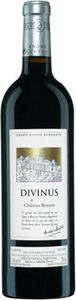 Château Bonnet Divinus 2010, Bordeaux Bottle