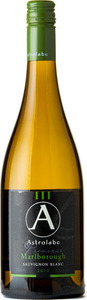 Astrolabe Province Sauvignon Blanc 2015 Bottle
