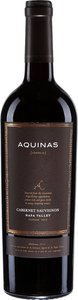 Aquinas Cabernet Sauvignon 2013, Napa Valley Bottle