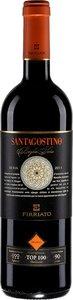 Firriato Santagostino Baglio Sorìa Nero D'avola/Syrah 2012, Igt Terre Siciliane Bottle