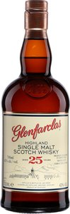 Glenfarclas 25 Year Old Highland Single Malt, Speyside (700ml) Bottle
