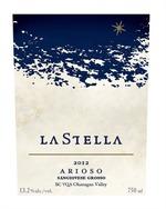 La Stella Arioso Sangiovese 2012 Bottle