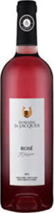 Domaine St Jacques Rosé 2014 Bottle