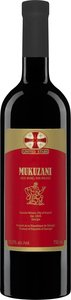 Koncho Winery Mukuzani United Stars 2011 Bottle