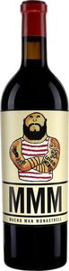 The Wine Gurus Mmm Macho Man Monastrell 2013 Bottle
