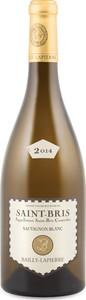 Bailly Lapierre Saint Bris Sauvignon Blanc 2014, Ac Bottle