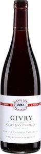 Domaine Chofflet Valdenaire Cuvée Jean Chofflet 2013, Givry  Bottle