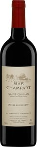 Mas Champart Causse Du Bousquet 2012 Bottle