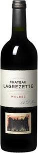 Château Lagrezette Malbec 2010, Cahors Bottle