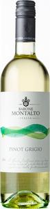 Montalto Pinot Grigio 2015, Sicily Bottle