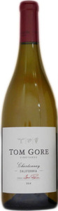 Tom Gore Chardonnay 2014, California Bottle