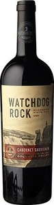 Watchdog Rock Cabernet Sauvignon 2013, Columbia Valley Bottle