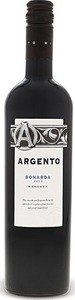 Argento Bonarda 2015, Mendoza Bottle