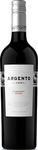 Argento Reserva Cabernet Franc 2014 Bottle