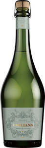 Emiliana Organic Brut Sparkling, Charmat Method, Casablanca Valley, Chile Bottle