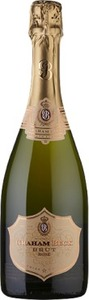 Graham Beck Brut Rosé 2010, Wo Western Cape, Méthode Cap Classique Bottle