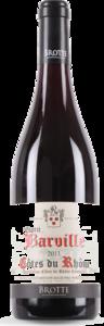 Brotte Esprit Barville Côtes Du Rhône 2012, Ac Bottle
