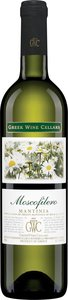 Greek Wine Cellars Moscofilero Mantinia 2014 Bottle
