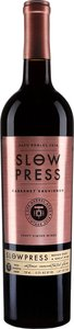 Slow Press Monterey Paso Robles 2014 Bottle