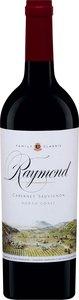 Raymond Family Classic Cabernet Sauvignon 2013, North Coast Bottle