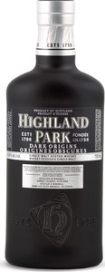 Highland Park Dark Origin Bottle
