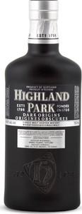 Highland Park Dark Origin Bottle