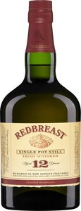 Redbreast 12 Ans Pure Pot Still Bottle