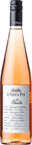 Le Vieux Pin Vaila Rosé 2015, BC VQA Okanagan Valley Bottle