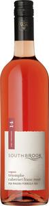 Southbrook Triomphe Organic Cabernet Franc Rosé 2015, VQA Niagara Peninsula Bottle