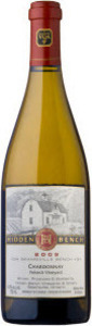 Hidden Bench Felseck Vineyard Chardonnay 2007, VQA Beamsville Bench, Niagara Peninsula Bottle